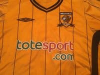 2009 Hull City Vintage Old Jerseys | Global Classic Football Shirts